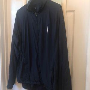 Polo golf Ralph Lauren 100% polyester men's jacket